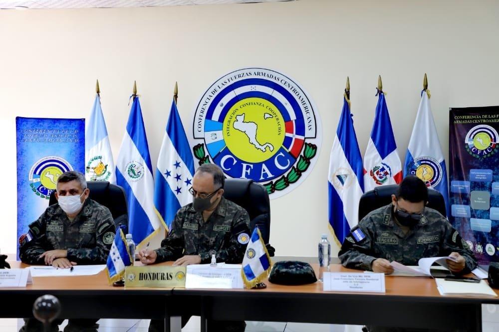 Honduras une esforços contra ameaças transnacionais
