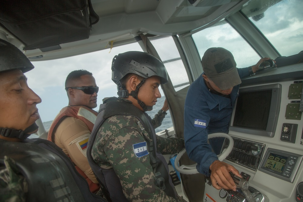 Executing the US Colombia Action Plan Safely in the COVID-19 Environment