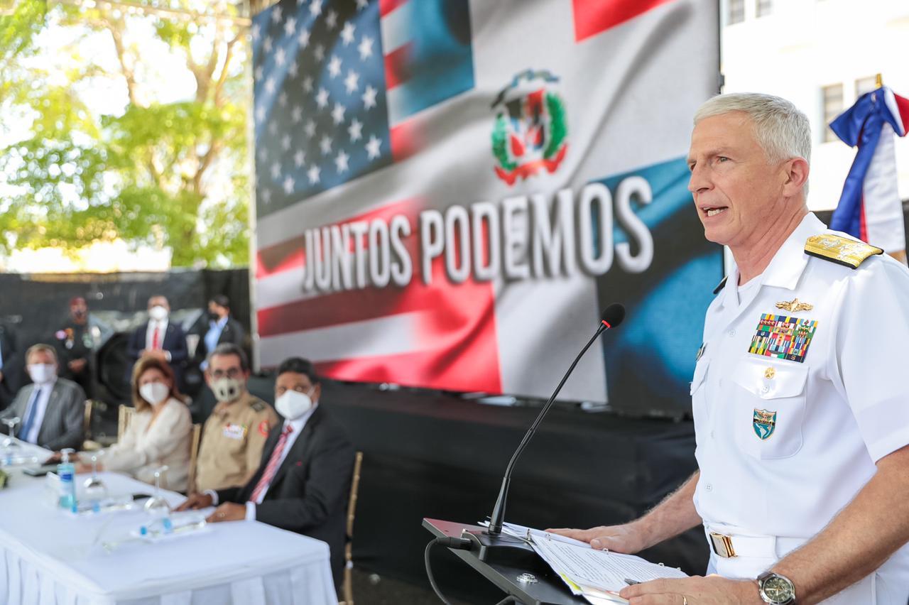 EE. UU. dona a República Dominicana tres hospitales y dos centros de operaciones móviles