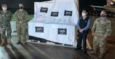 DLA y SOUTHCOM proporcionan ayuda humanitaria en respuesta al COVID-19