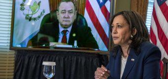 EUA anunciam mais assistência para as populações de El Salvador, Guatemala e Honduras