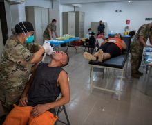 Resolute Sentinel 21 Concludes in El Salvador for JTF-Bravo Medical Personnel