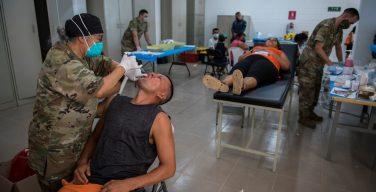 Concluye Resolute Sentinel 21 para personal médico de JTF-Bravo en El Salvador