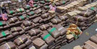 Trabajo de inteligencia colombiano impide distribución de 2,7 millones de dosis de narcóticos