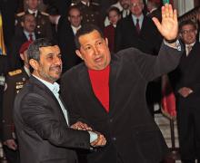 Irã e Venezuela: uma parceria estratégica