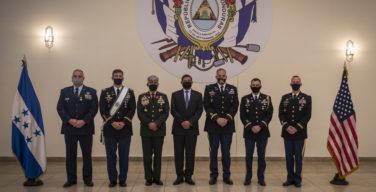 JTF-Bravo Leadership Visits Partner Nation Military