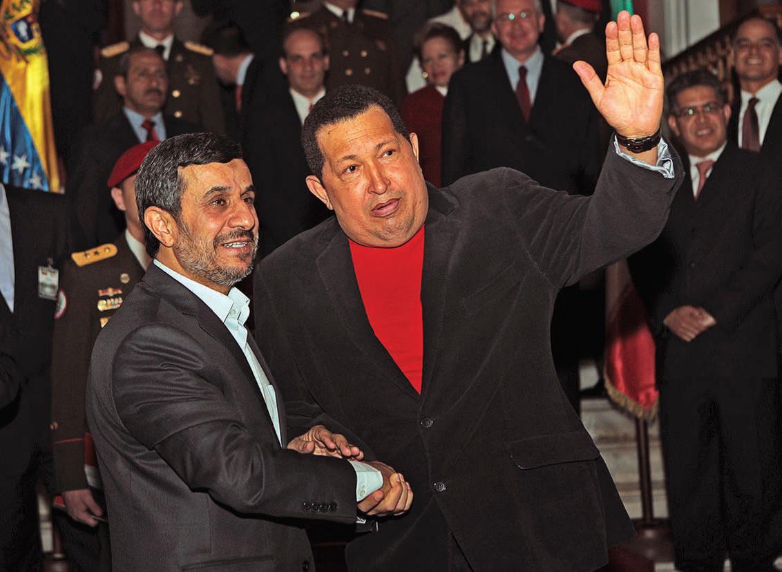 Iran and Venezuela: A Strategic Partnership