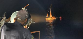 Marina de Brasil incauta más de 4 toneladas de hachís