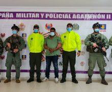 Autoridades da Colômbia capturaram o indivíduo conhecido como Soldado, suposto matador de aluguel do Clã do Golfo