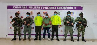 Colombian Authorities Capture Alias Soldado, Alleged Hitman for the Clan del Golfo