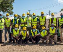 Estados Unidos fortalecem resposta a desastres com doação de hospital de campanha e treinamento em Dominica