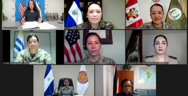IADB-Sponsored Conference Discusses the Role of Women in the Military