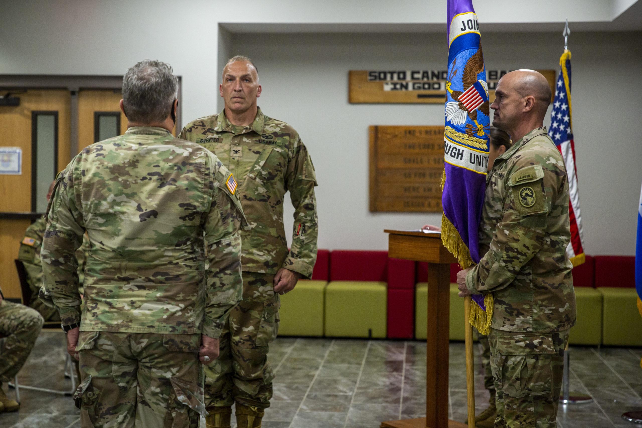 JTF-Bravo New Leadership, Continued Legacy of Partnership