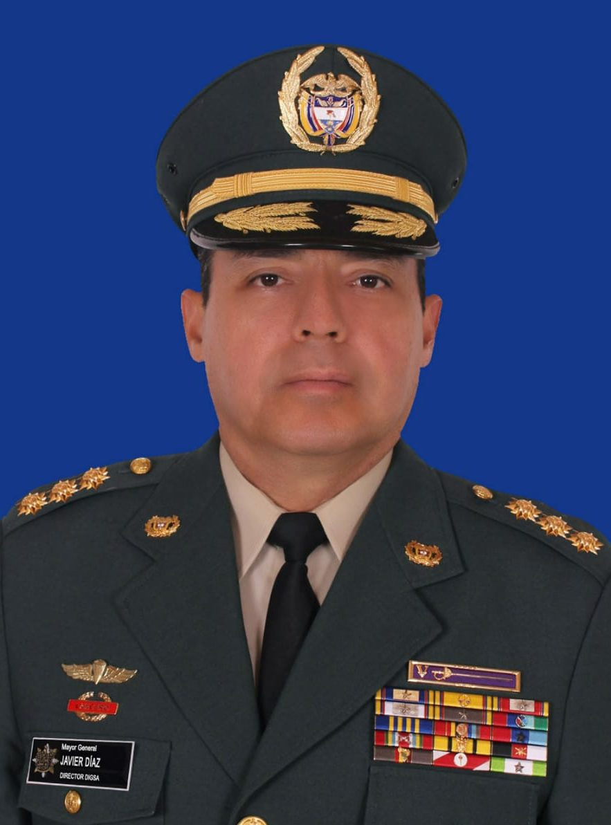 Colombian Defense Attaché Promotes Bilateral Cooperation with the US