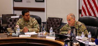 Diálogos de Estado-Maior permitem que o Exército dos EUA colabore para a transformação e modernização do Exército do Peru