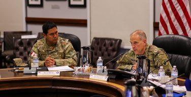 Staff Talks Allow US Army to Assist Peruvian Army's Transformation, Modernization