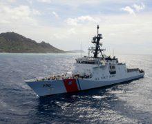 Guardia Costera de los EE. UU., lista para trabajar con naciones en la lucha contra la pesca INDNR
