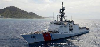 Guarda Costeira dos EUA pronta para fazer parceria com outras nações na luta contra a pesca INN