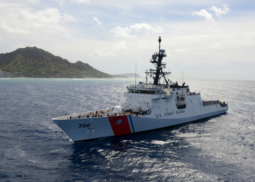 US Coast Guard Ready to Partner with Nations in Battling IUU fishing