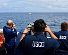 Comando Sul dos Estados Unidos assina acordo de parceria com Global Fishing Watch