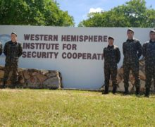 Brazilian Service Members Stand Out in US Course
