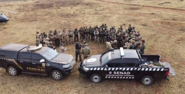 Brasil y Paraguay destruyen 48 toneladas de marihuana en la Operación Nueva Alianza XXVI