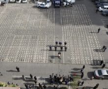 Chilean Police Seizes More than 3 Tons of Drugs