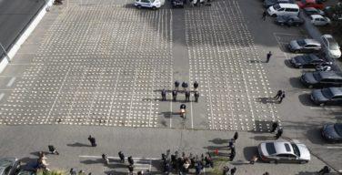 Polícia do Chile confisca mais de 3 toneladas de drogas