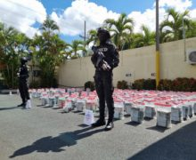 Dominican Republic Seizes 2 Tons of Cocaine, Raids 12 Narcotrafficking Properties