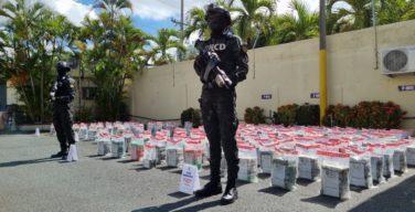 República Dominicana apreende 2 toneladas de cocaína e invade 12 propriedades do narcotráfico