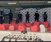Honduras: More Than 11 Tons of Cocaine Seized in the First Half-Year