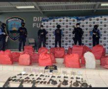 Honduras: mais de 11 toneladas de cocaína confiscadas no primeiro semestre