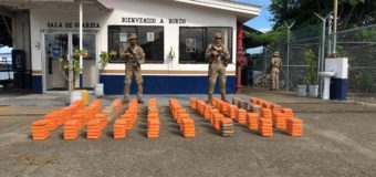 Panama Seizes 2.7 Tons of Drugs in Maritime Interdictions