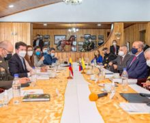 Colombia, Ecuador Committed to the Fight against Transnational Crime