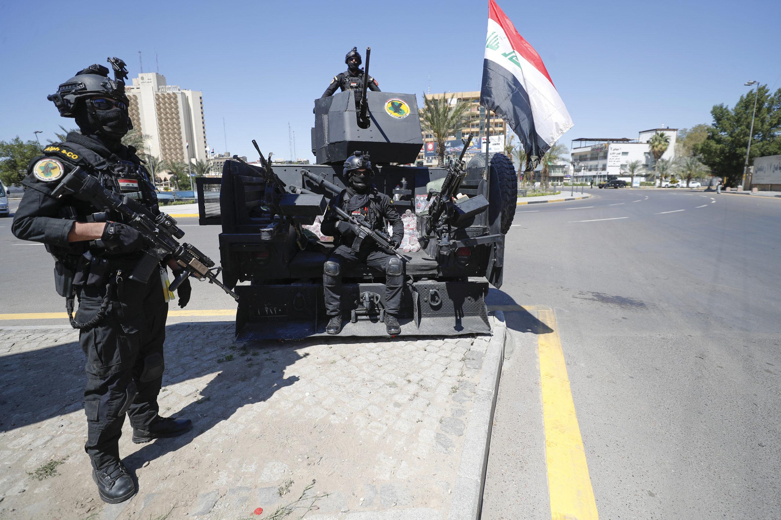 La Guerra Fría del Medio Oriente y el Terrorismo Internacional [1]
