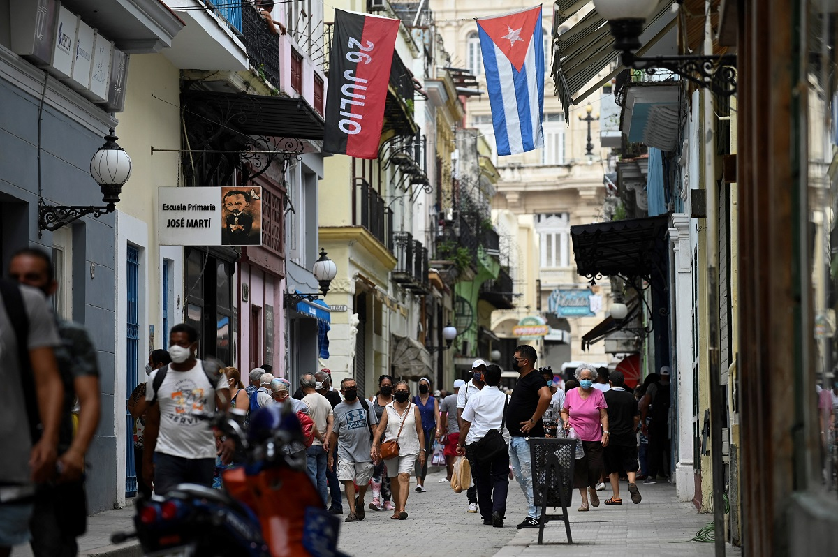 Cuba Protesters Cite Shortages, Frustrations with Government