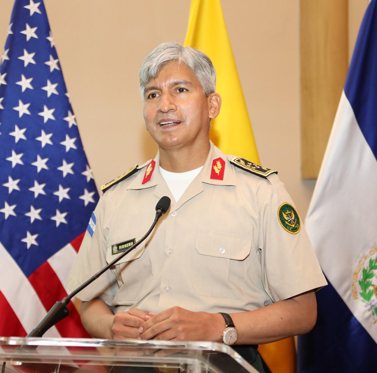 Las Fuerzas Armadas de Honduras de frente al combate de la criminalidad