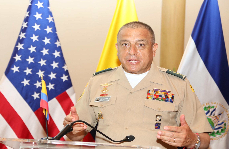 Forças Armadas da Colômbia comprometidas com a segurança nacional