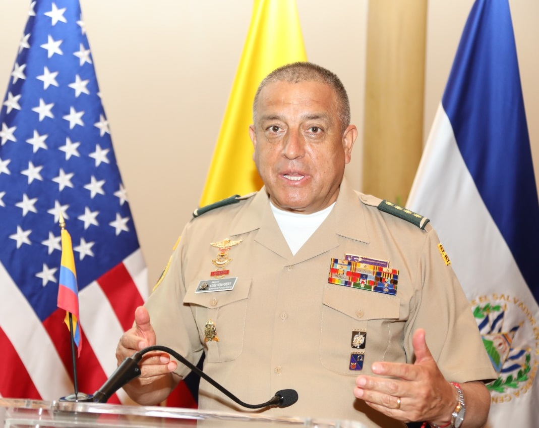 Colombian Armed Forces: Committed to National Security