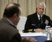 SOUTHCOM Commander Visits Guatemala, Meets with President, Military Leaders