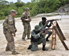 Guiana e Estados Unidos otimizam treinamento militar conjunto
