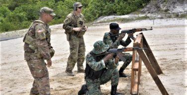 Guyana y EE. UU. optimizan entrenamiento militar conjunto