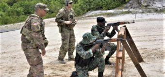 Guyana, US Optimize Joint Military Training
