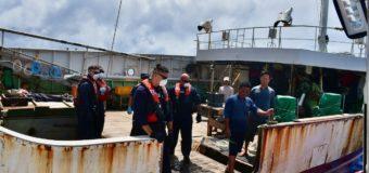 Pesca ilegal, não declarada e não regulamentada no Pacífico