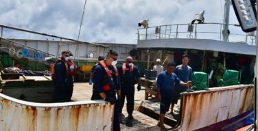 Illegal, Unreported, and Unregulated Fishing in the Pacific