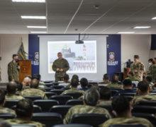 Peruvian Marine Corps Hosts Multinational Amphibious Planning Conference