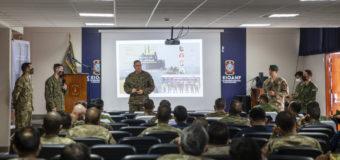Corpo de Fuzileiros Navais do Peru sedia Conferência Multinacional de Planejamento Anfíbio