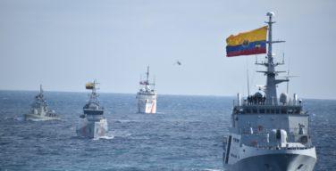 Cuarta Flota celebra Diálogos Marítimos de Estado Mayor con la Armada del Ecuador