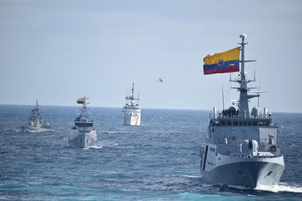 4th Fleet Conducts Maritime Staff Talks with Ecuadorian Navy