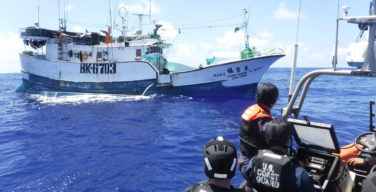 O Departamento de Defesa anuncia concurso de inteligência artificial para detectar e derrotar a pesca ilegal